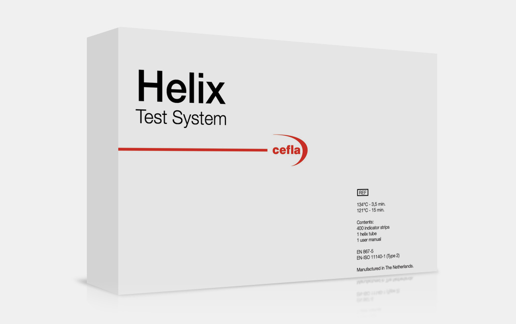 Helix Test by Mocom