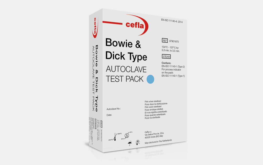 Bowie & Dick Type Test by Mocom