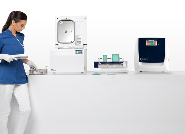 Mocom - for a smoother, better informed management of sterilization activities