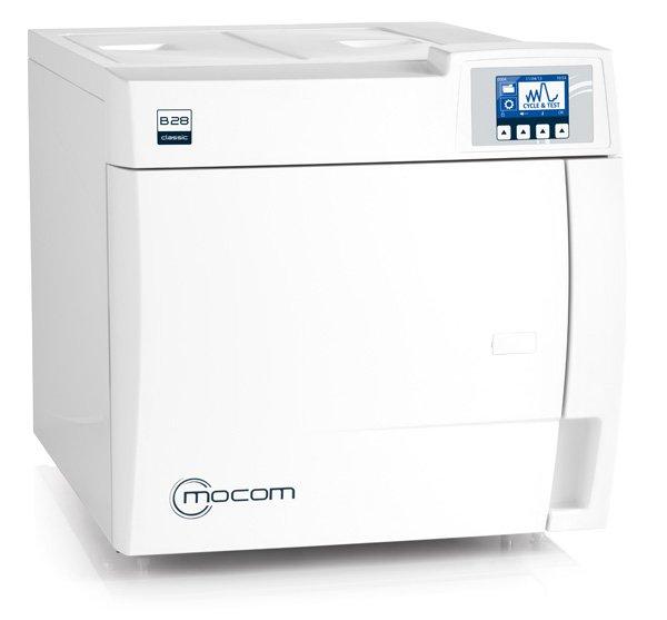 Autoclave di Classe B per sterilizzazione Mocom